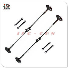 """2x Flybar Balance Bar, Buckle GT QS 8006 53"""" 3.5CH RC Helicopter Part QS8006-004"""