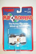 Vintage 90's TOMY FLIP FLOPPERS wind up car on card nos moc nip