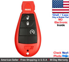 1x New Replacement Remote Control Key Fob Case For Dodge RAM  Caravan - Shell