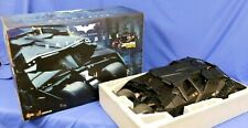 BATMAN DARK KNIGHT BATMOBILE TUMBLER BLACK MMS69 1/6 SCALE HOT TOYS