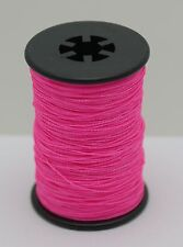 Pink BCY Powergrip Serving Thread Jig Spool Bow String Bowstrings, .014""