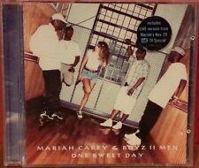 One Sweet Day: Boyz II Men, Carey, Mariah      Single   CD    LIKE NEW  BR338