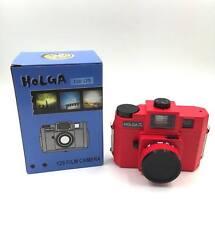 Holga 120 CFN Camera ( RED )