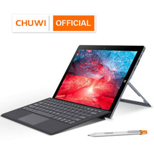 CHUWI UBook/UBook X Tablet/Laptop 2 in 1 PC Windows 10 Intel Celeron 8+256GB SSD