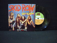 Skid Row ‎– 18 & Life ' 7'' N.MINT / MINT  COLLECTORS EDITION
