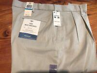 Men's Dockers The Best Pressed Relaxed Khaki Pants (478740001) Porcelain D1