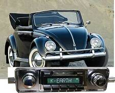 NEW USA-630 II* 300 watt 58-67 VW Bug AM/FM Stereo Radio iPod, USB, Aux inputs