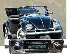 NEW USA-630 II* 300 watt 58-67 VW Bug AM/FM Stereo Radio iPod, USB, Aux inputs