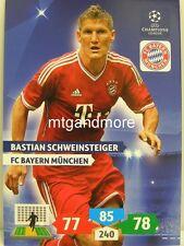 Adrenalyn XL Champions League 13/14 - Bastian Schweinsteiger - FC Bayern München