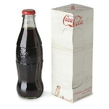 Coca Cola SAMUELSON Bottle in Box HERITAGE 125 years Limited edition Collectors