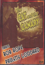 """THE CAT AND THE CANARY"" BOB HOPE DVD NEW free ship 2nd"