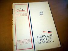 Cessna ARC C660502-0101 & C582606--0101, 800 RMI Service manual