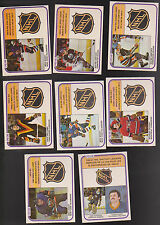 1981 - 82 OPC LOT of 8 NHL LEADERS CARDS  NM o-pee-chee GRETZKY BOSSY