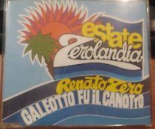 RENATO ZERO - GALEOTTO FU IL CANOTTO - CD SINGOLO
