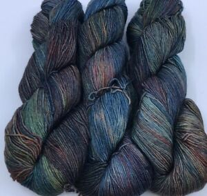 Malabrigo Kettle Dyed Sock Yarn - Pocion