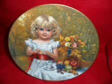 Indian Summer Plate October By Sandra Kuck Made In The U.S.