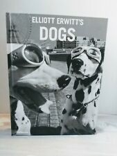 Elliott Erwitt's Dogs 2008 Hardcover Used Excellent Condition Coffee Table Book