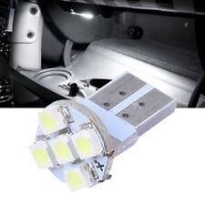 1X Ampoules T10 W5W Eclairage Intérieur 5X LED BLANC Bmw Audi VW Mercedes Etc ..