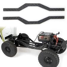 Powerhobby Axial SCX24 Deadbolt C10 JLU Betty Carbon Fiber Frame Rail set