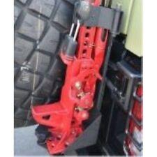 TRAIL FX J042T Jack Mount Hi-Lift Jack Mounts To Tailgate Textured Black Steel