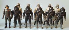 Vintage Star Wars Figures Imperial Army Builder Lot