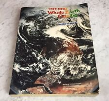 The Next Whole Earth Catalog Access to Tools Vintage 1981 Giant Paperback