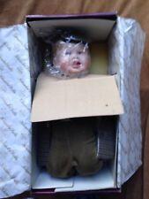 Ashton Drake Little Sherlock Born To Be Famous Porcelain Doll 1st Issue