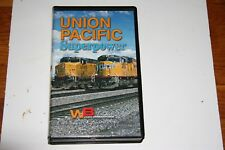 VHS VIDEO TAPE TITLED: U.P. SUPER POWER   SHOWS SLIGHT USE