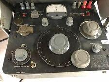 GENERAL RADIO 1644 MEGOHM BRIDGE