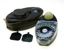 NORWOOD DIRECTOR MODEL C LIGHT METER, WORKING, CASE, SHIP WORLDWIDE
