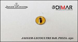 Jaeger-Lecoultre. CALIBRE.818 - Pieza. 250