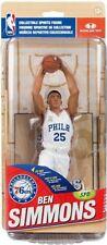 McFarlane NBA 30 Ben Simmons - Philadelphia 76ers - white jersey rookie figure