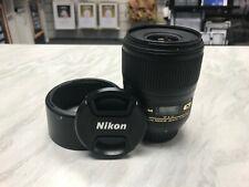 Used Nikon 60mm F/2.8 ED AF-S Lens