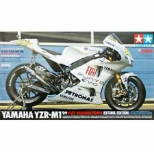 New!! Tamiya 14120 YZR-M1 2009 Fiat Yamaha Team Estoril 1/12 Scale Kit Japan