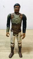Vintage Kenner Star Wars Lando Calrissian Skiff Guard 1982 Loose
