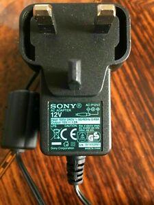 Genuine SONY AC-P12V2 12 VOLT 1.2 AMP POWER SUPPLY Original