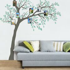 Removable Family Tree Wall Decal Sticker Large Vinyl Photo Picture Frame HH5552