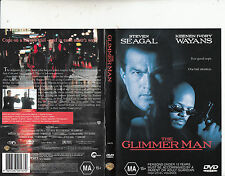 The Glimmer Man-1996-Steven Seagal-Movie-DVD