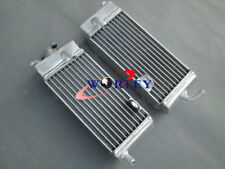 Aluminum radiator for Yamaha YZ250 YZ 250 1986 1987 1988 1989 86 87 88 89