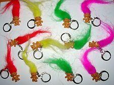 12 Colorful Troll Key Chains