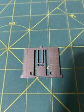 Viking Machine Zig Zag Needle Plate 4125330-03 Designer Platinum Scandinavia***