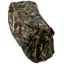 200x75x110cm For 2 Bike Bicycle Cover Camouflage Waterproof Windproof Dust Proof