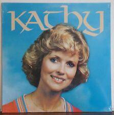 KATHY STEWART & LONDON SYMPHONY Mega Rare MINT SEALED PRIVATE PRESS LP Gospel