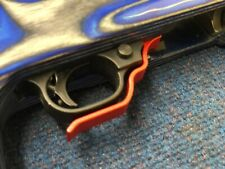 A.J CUSTOM Extended Magazine Release  FOR RUGER 10/22 BEST QUALITY (red)