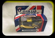 Matchbox AFL Club Car 1995 Ford Model A Richmond Tigers
