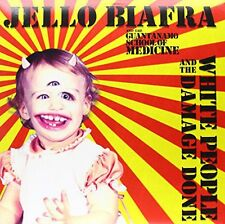 Jello Biafra & the G - White People & the Damage Done [New Vinyl]
