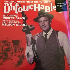 NELSON RIDDLE 'THE UNTOUCHABLES ORG MUSIC FROM THE TV SHOW' BRAND NEW LP VINYL -