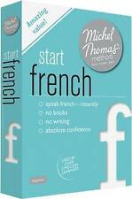 START FRENCH (with Michel Thomas Method) CD **very good condition**