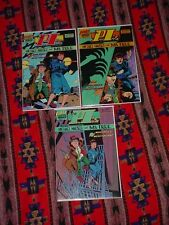 The P.I.'S Michael Mauser and Mrs Tree #1 to #3 (Complete Series)