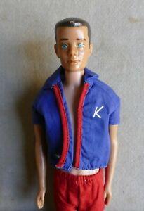 KEN Mattel 1960 et tenue